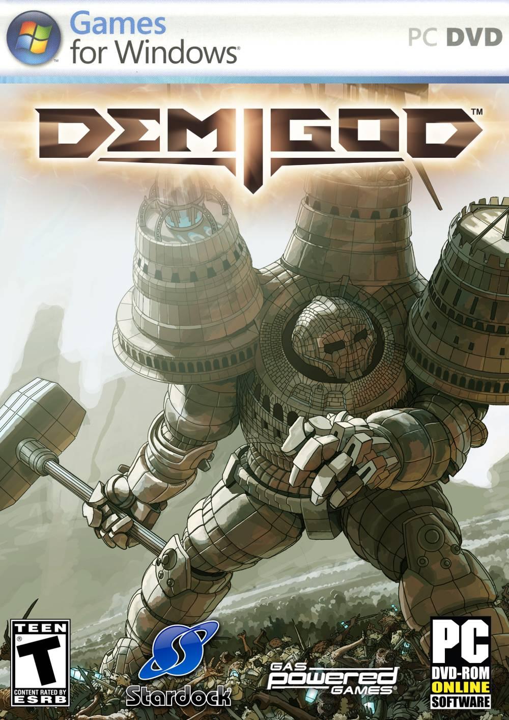 Demigod [Español] [Full] [EXS-G4U-PL-4S +]