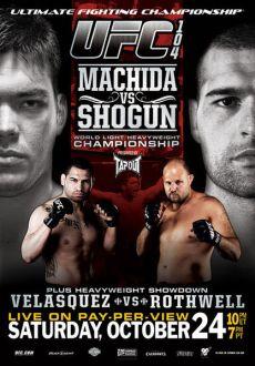 UFC104